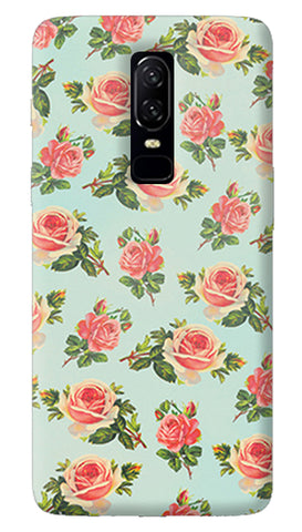 Spring Floral Oneplus 6 Case