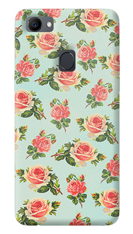 Spring Floral Oppo F7 Cover