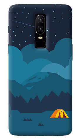 Starry Night Oneplus 6 Case
