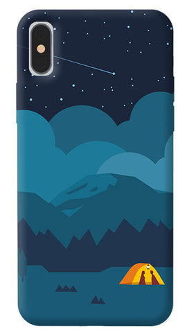 Starry Night iPhone X Cover