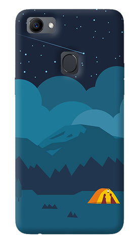 Starry Nights Oppo F7 Cover
