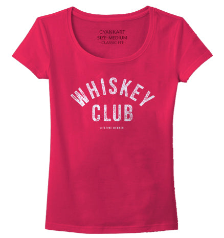 Whiskey Club Women's T-Shirt