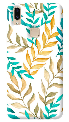 Tropical Leaves Vivo V9 Cover