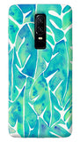 Turquoise Leaf Oneplus 6 Case