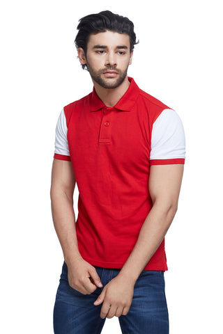 Tokyo Red Polo T-Shirt