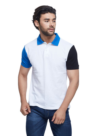 Berlin Blue Polo T-Shirt