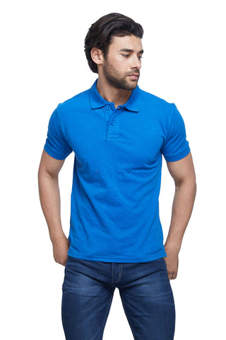 Madrid Blue Polo T-Shirt