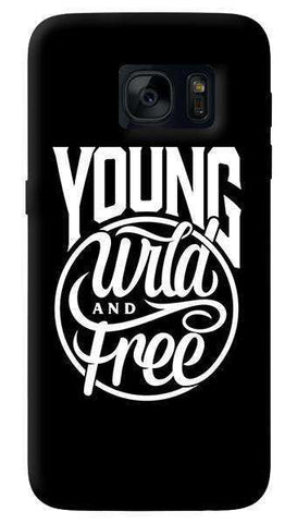 Young, Wild & Free  Samsung Galaxy S7 Edge Case