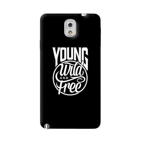 Young, Wild & Free Samsung Galaxy Note 3 Case