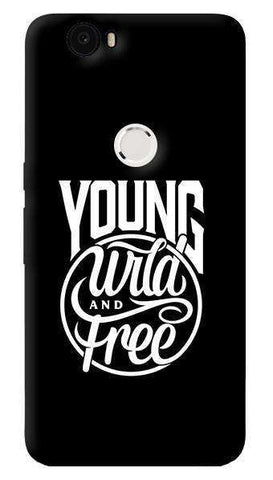 Young, Wild & Free  Nexus 6P Case