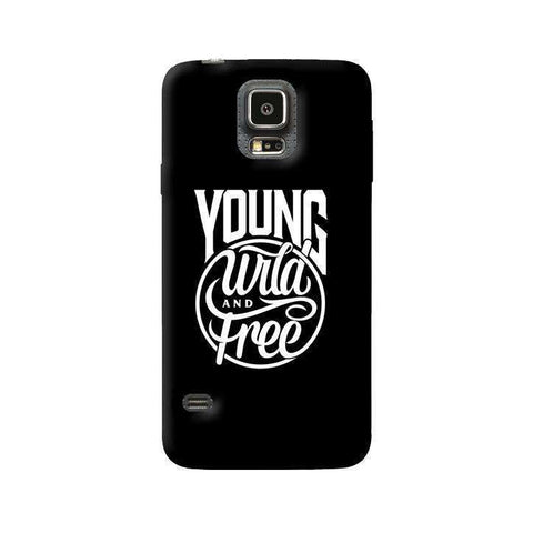 Young, Wild & Free Samsung Galaxy S5 Case