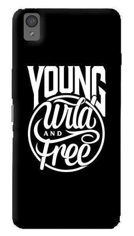 Young, Wild & Free  Oneplus X Case