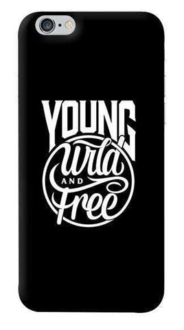 Young, Wild & Free Apple iPhone 6/6S Case