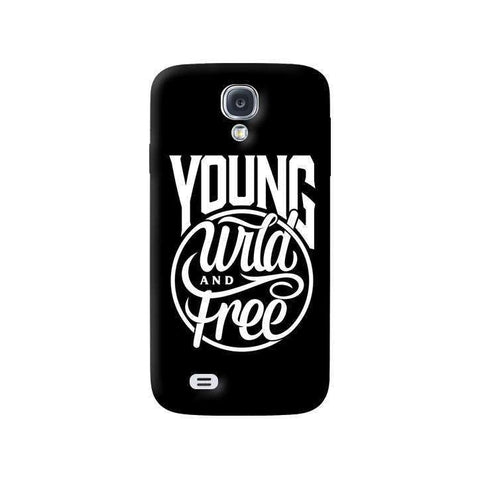 Young, Wild & Free Samsung Galaxy S4 Case