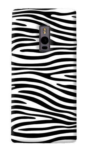Zebra OnePlus Two Case