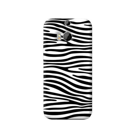 Zebra HTC One M8 Case