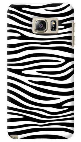 Zebra  Samsung Galaxy Note 5 Case