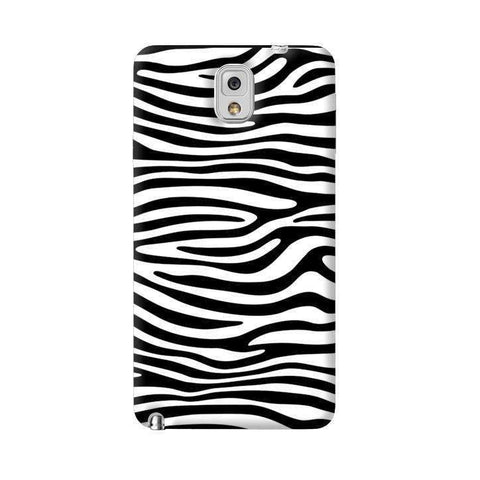 Zebra Samsung Galaxy Note 3 Case