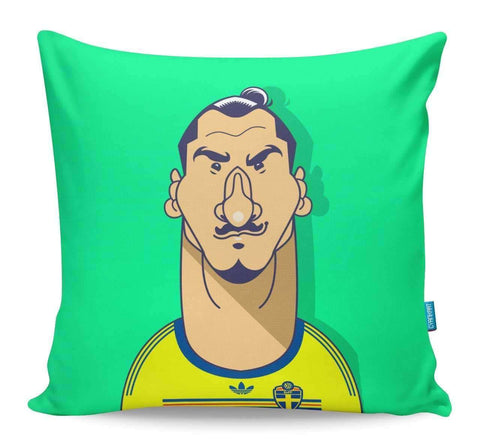 Zlatan Ibrahimović Cushion Cover