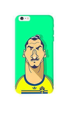 Zlatan  Apple iPhone 6 Plus Case