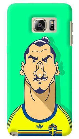 Zlatan   Samsung Galaxy Note 5 Case