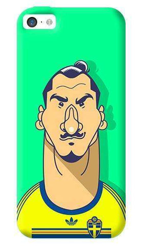 Zlatan   Apple iPhone 5C Case
