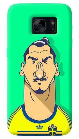 Zlatan  Samsung Galaxy S7 Edge Case