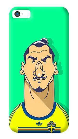Zlatan  Apple iPhone 5/5S Case