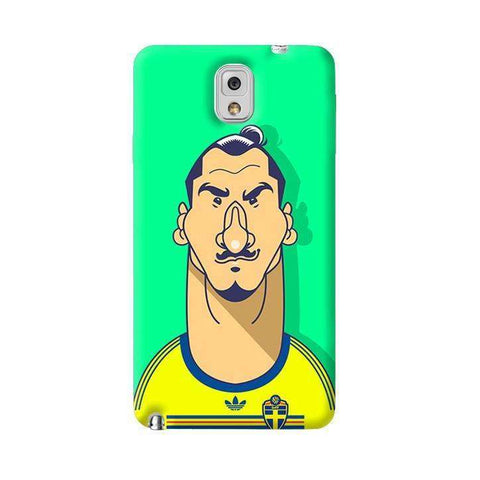 Zlatan   Galaxy Note 3 Case