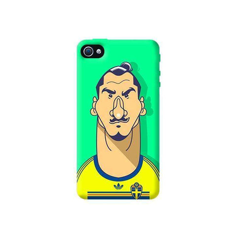 Zlatan  Apple iPhone 4/4S Case