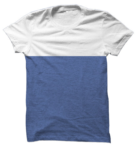 Amsterdam White & Blue T-Shirt