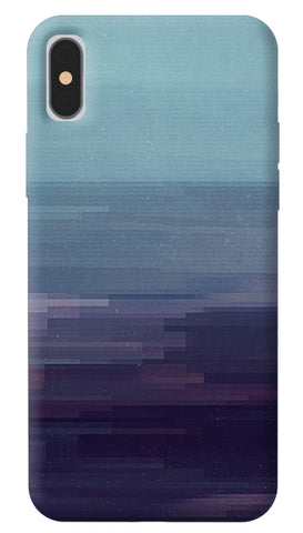 Glitched iPhone X Cover