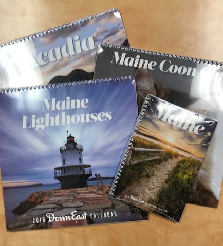 Calendars From Down East 2019