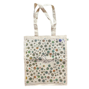 Eyes Tote Bag (Natural) | Röyksopp Official Store