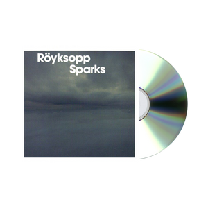 Sparks - CD (Version 1) | Röyksopp Official Store