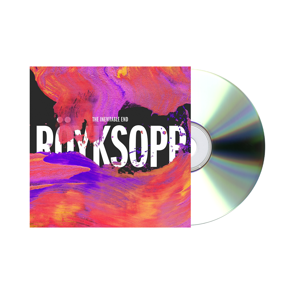 The Inevitable End - CD | Röyksopp Official Store
