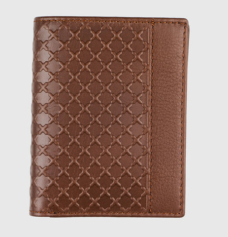 MEXUAR - WALLET BROWN