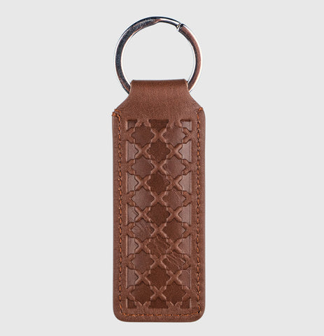 MEXUAR - KEYCHAIN BROWN
