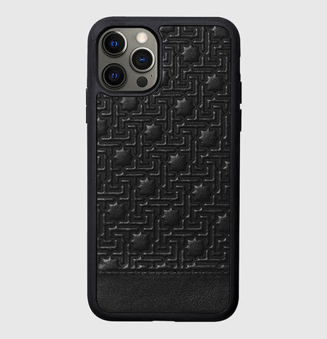 ZELLIGE CASE BLACK