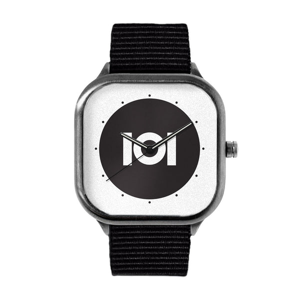 "LIMITED EDITION ""101"" METAL WATCH"