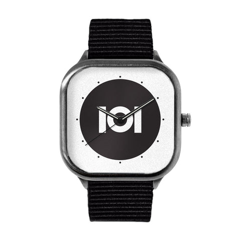 "LIMITED EDITION ""INSTRUMENTALS"" METAL WATCH"