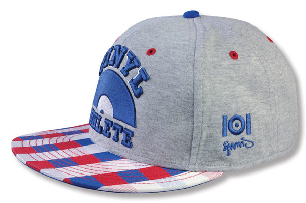 VINYL ATHLETE SNAPBACK HAT