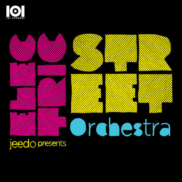 "JEEDO ""ELECTRIC STREET ORCHESTRA"" MIX CD"