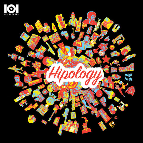 "MARC MAC ""HIPOLOGY"" MIX CD"