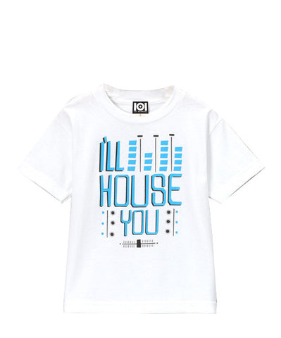 KIDS I'LL HOUSE YOU T-SHIRT