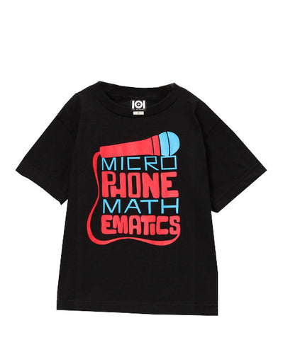 KIDS MICROPHONE MATHEMATICS T-SHIRT