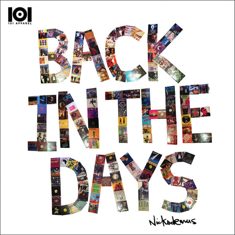 "NICKODEMUS ""BACK IN THE DAYS"" MIX CD"