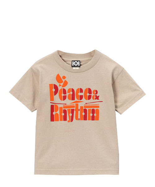 KIDS PEACE & RHYTHM T-SHIRT