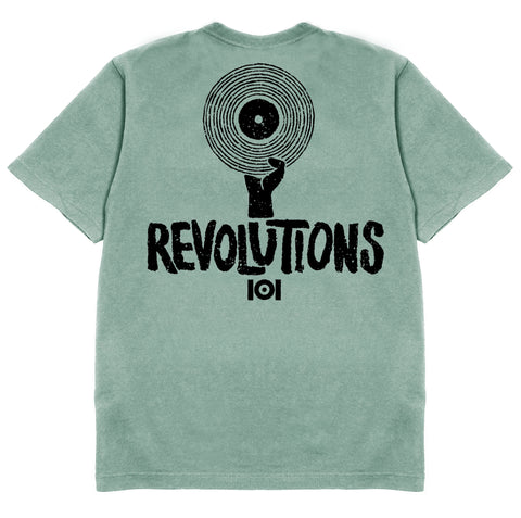 REVOLUTIONS - ATLANTIC GREEN