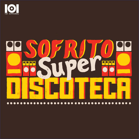 "SOFRITO ""SUPER DISCOTECA"" MIX CD"